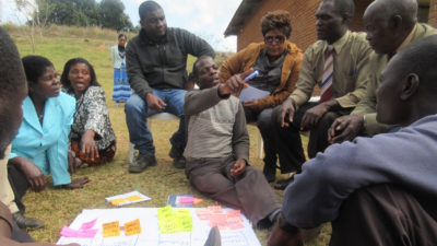 Innovation Platforms: Malawian agriculture drumming to a new beat